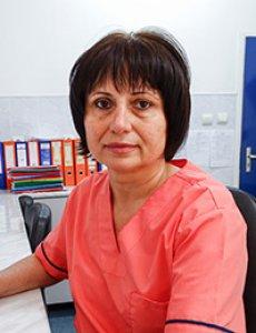 Д-р Маргарита Вандова
