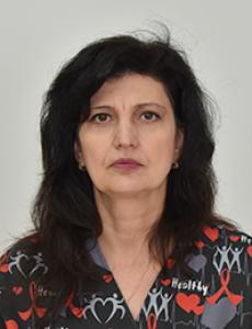 д-р Ирена Бориславова Панджарова-Димитрова