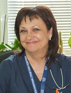 д-р Ева Георгиева Цонкова, д.м.