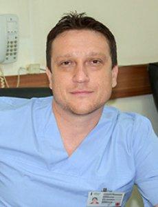 д-р Пламен Георгиев Димитров